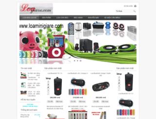 loaminigiare.com screenshot