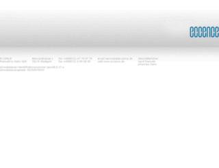 loba.eccn-dev.de screenshot