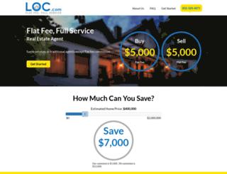 loc.com screenshot