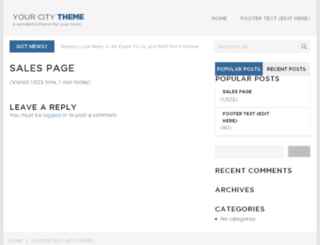 local-dailydeals.com screenshot