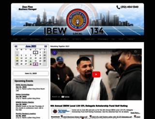 local134.net screenshot