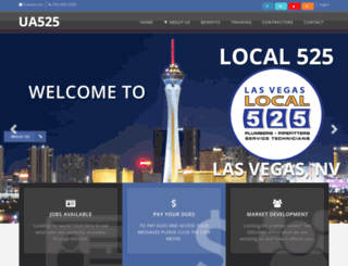 local525.org screenshot