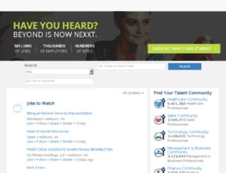localal.beyond.com screenshot