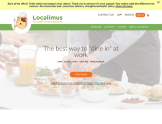 localimus.com screenshot