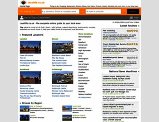 locallife.co.uk screenshot