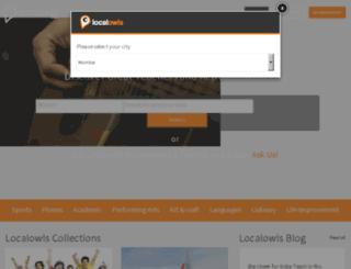 localowls.com screenshot