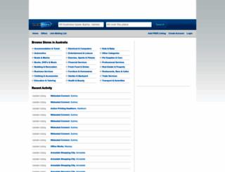 localstore.com.au screenshot