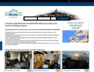 locamarseille.com screenshot