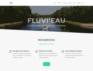 location-bateau-france.com screenshot