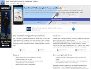 locationof.com screenshot