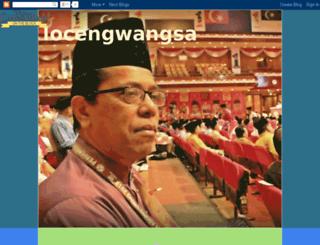 locengwangsa.blogspot.com screenshot