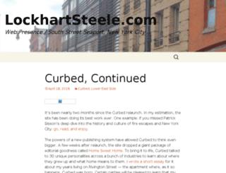 lockhartsteele.com screenshot