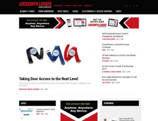 locksmithledger.com screenshot