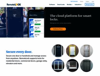 lockstateconnect.com screenshot