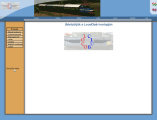 lococlub.hu screenshot
