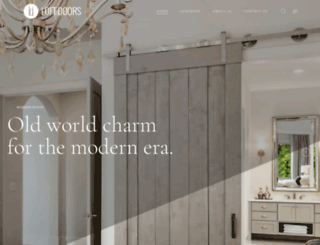 loftdoors.com screenshot