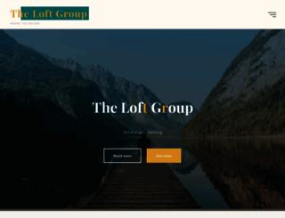 loftgroup.com.au screenshot