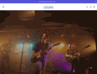loganspianos.com.au screenshot