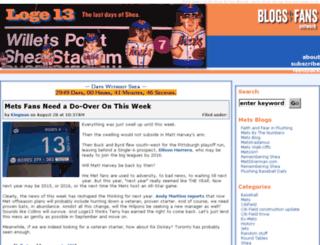 loge13.com screenshot