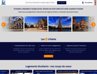 logementetudiant.fr screenshot