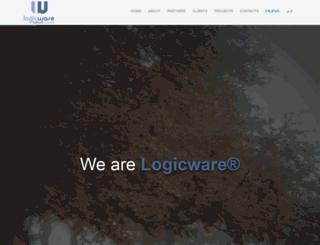 logicware.sa screenshot