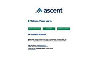 login.activeaero.com screenshot