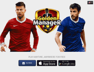login.goldenmanager.com screenshot