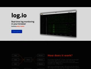 logio.org screenshot