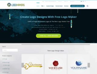 logo-template.com screenshot