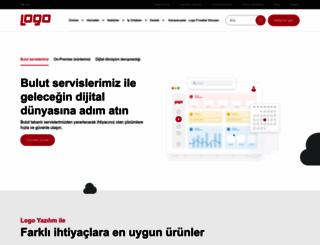 logo.com.tr screenshot