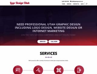 logodesignutah.com screenshot