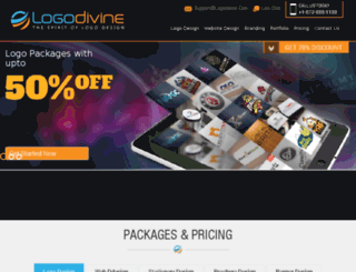 logodivine.com screenshot