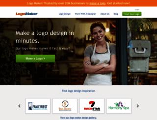 logomaker.com screenshot
