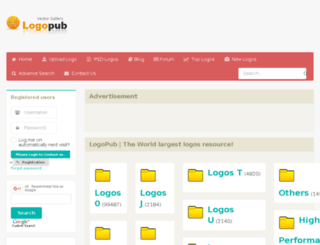 logopub.net screenshot