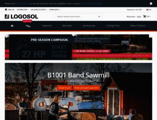 logosol.co.uk screenshot
