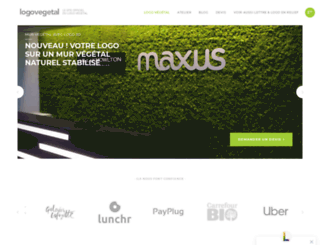 logovegetal.fr screenshot