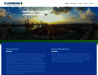 logseair.com.br screenshot