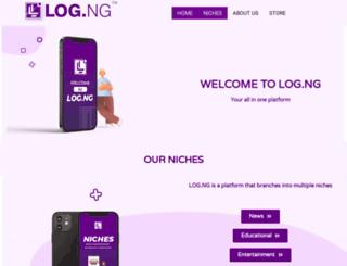 logspotz.com screenshot