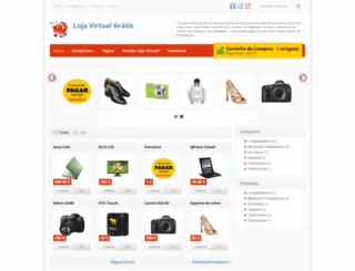 loja-virtual-gratis.blogspot.com.br screenshot