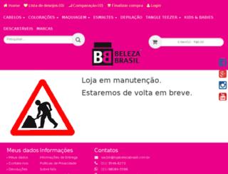 lojabelezabrasil.com.br screenshot