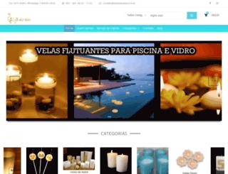 lojadasvelas.com.br screenshot