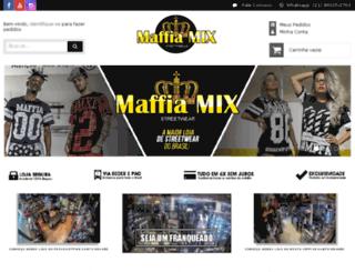 lojamaffiamix.com.br screenshot