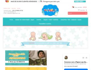 lojaquerubim.com.br screenshot