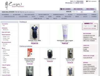 lojazazou.com.br screenshot