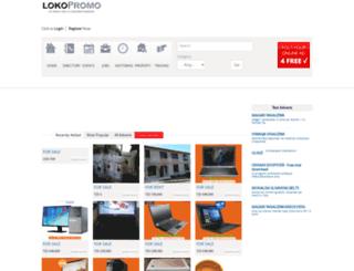 lokopromo.com screenshot