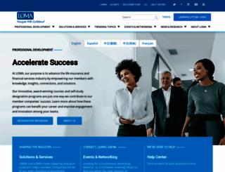 loma.org screenshot