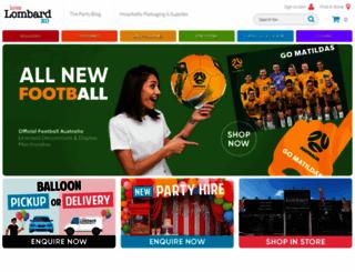 lombard.com.au screenshot