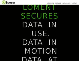 loment.net screenshot