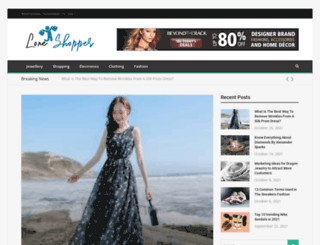 loneshopper.com screenshot