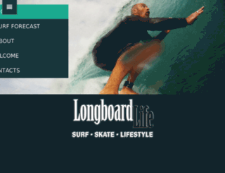 longboardlife.com screenshot